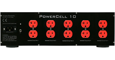 Synergistic Research PowerCell 10SE MKIII