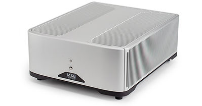 MSB S202 Stereo Amplifier